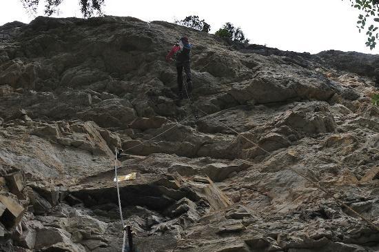 Klettersteig Postalm : Postalm klettersteig strobl am wolfgangsee sbg youtube