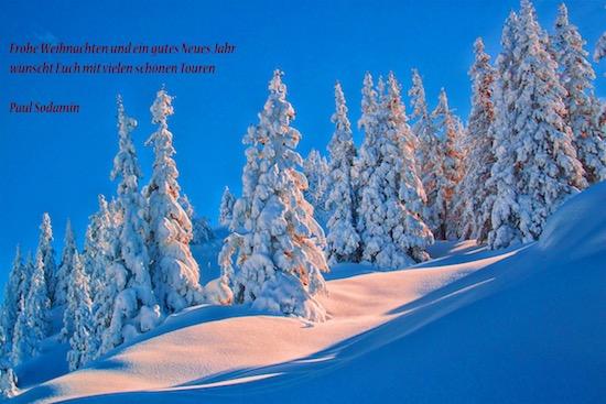 Frohe Weihnachten und ein gutes Neues Jahr 2016 | Paul-Sodamin.at