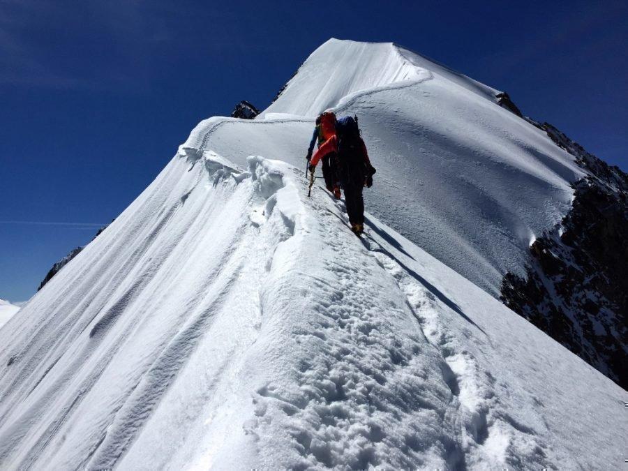 """""""Biancograt"""" – Piz Bernina u. Piz Palü-Überschreitung"""