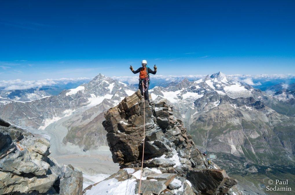 Matterhorn Besteigung über den Hörnligrat (4478m)