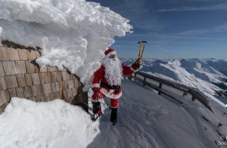 Glockner Weihnachtsmann