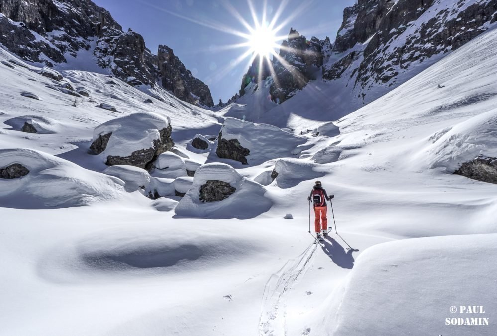 Von der Piste ins Gelände – Skitourenkurse für Einsteiger im Nationalpark Gesäuse