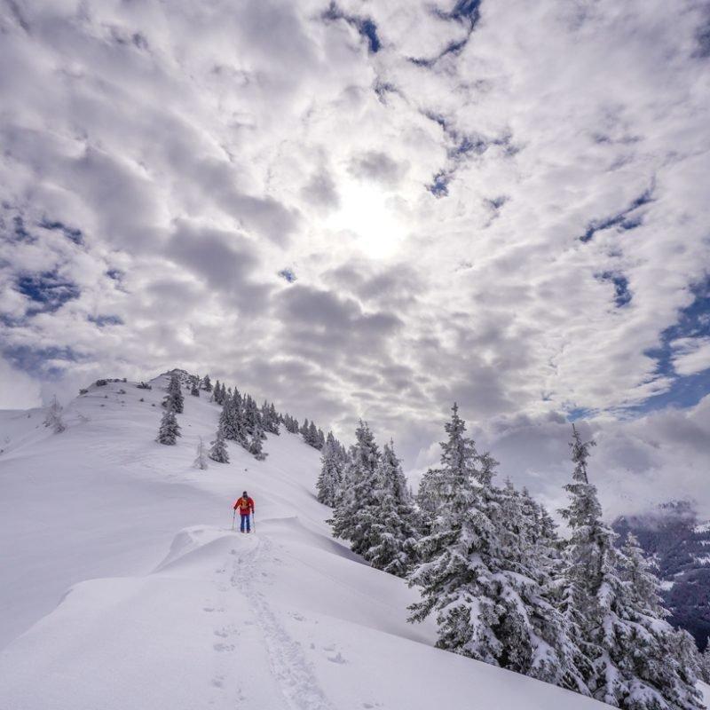 Skitour Gumpeneck 2226m