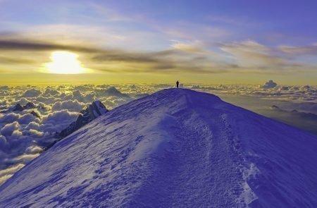 Mt.Blanc 4810m