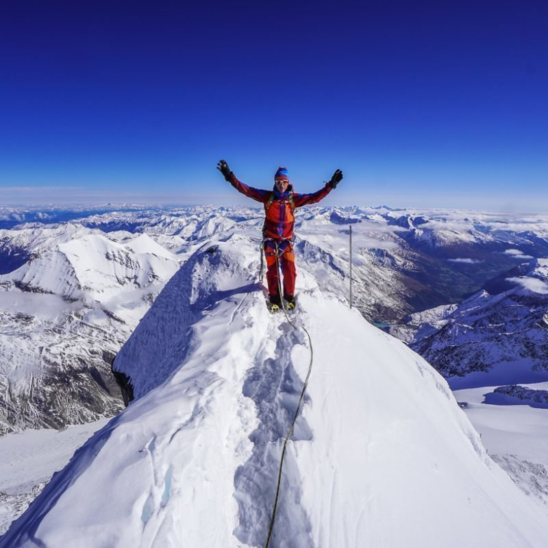 Top of Austria – Großglockner 3798m