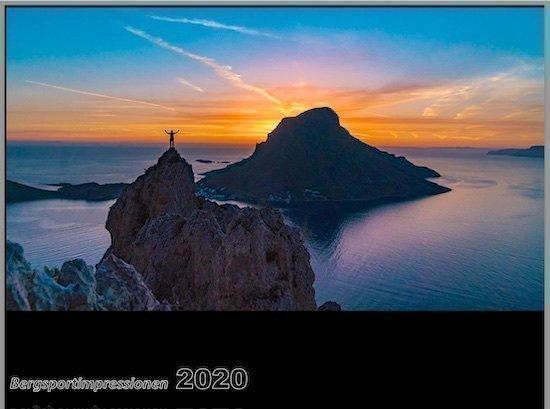 Bergsportimpressionen 2020 – Sodamin-Kalender