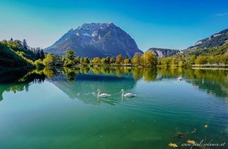 Augenblicke Teich Trautenfels ©Sodamin Paul 6