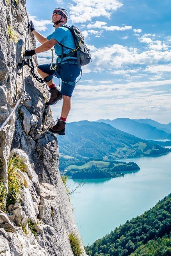 Bergsteigen- & Kletterkurs Steiermark