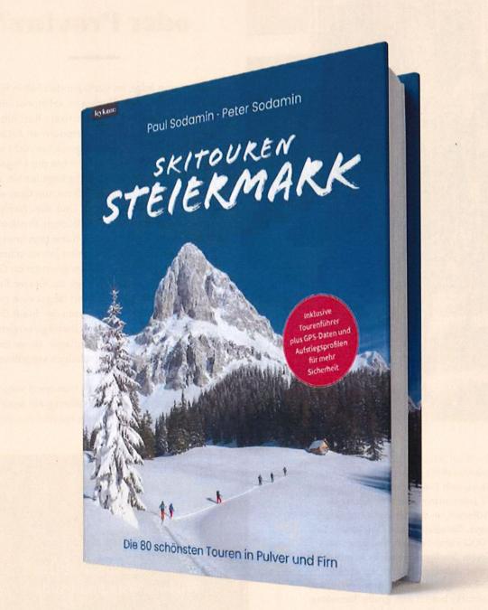 Schitouren Steiermark: Die schönsten Skitouren der Steiermark – vom Dachstein bis zur Koralpe