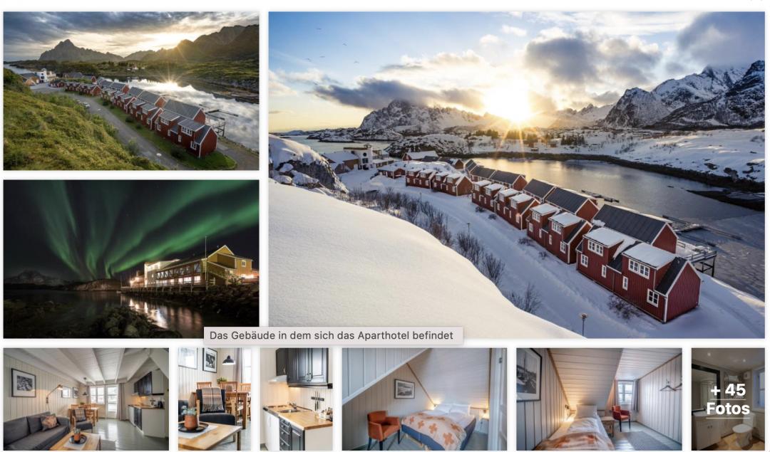 Norwegen – Skitouren auf den Lofoten – zwischen Himmel und Meer