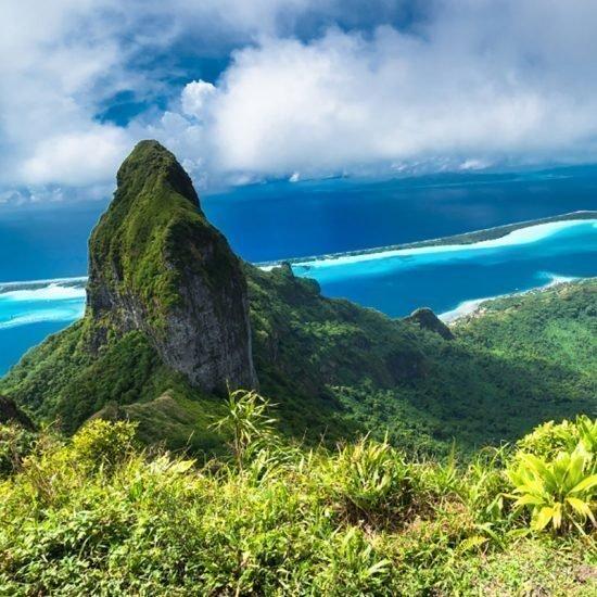 Bora Bora – MOUNT PAHIA