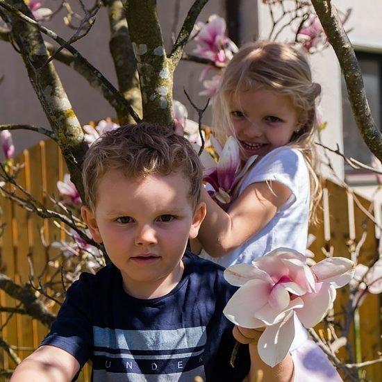 Elena und Valentin – Ostern