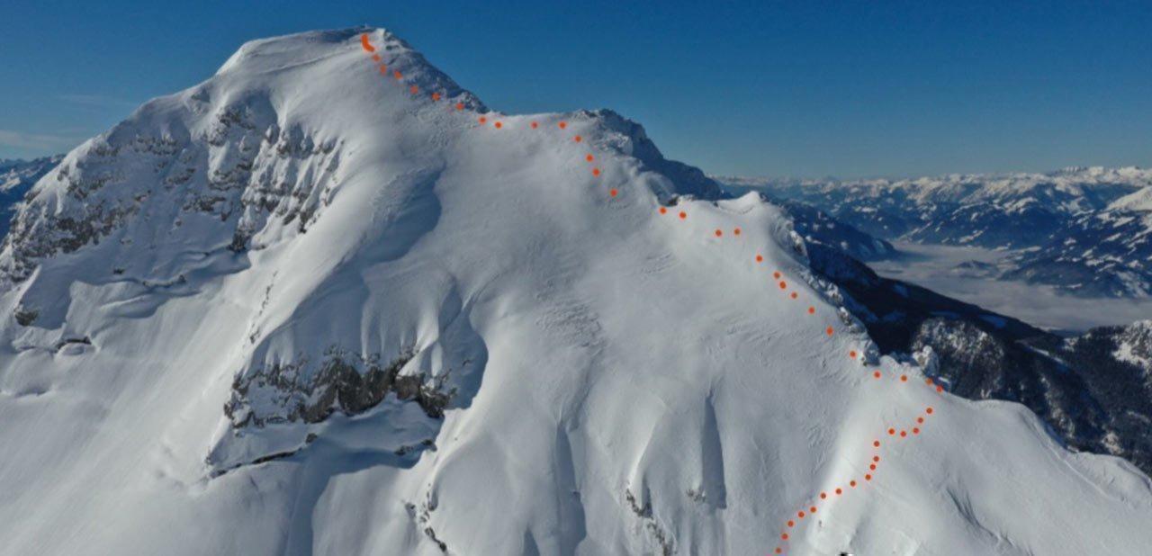 Festkogel 2269 m