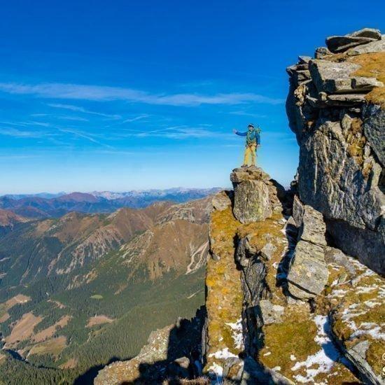 Gamskoegerlgrat -Triebental