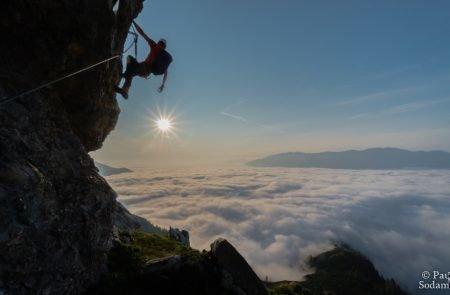 Gr.Priel Klettersteig