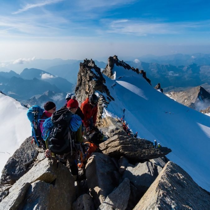 Gran-Paradiso 4061 m