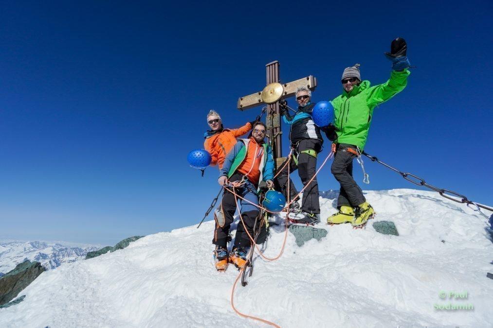 Großglockner 3798m, sehr anspruchsvolle Tagesschitour auf das Dach Österreichs