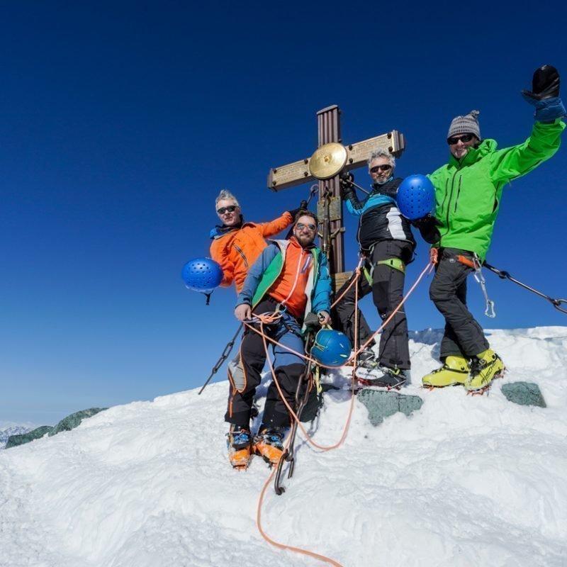 Skitour zum höchsten Berg Österreichs – Großglockner 3798m