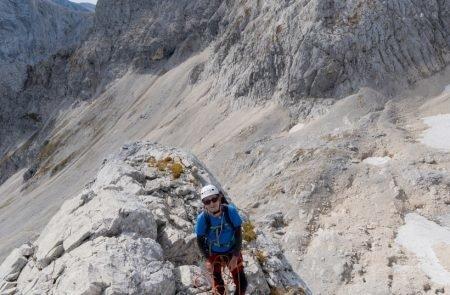 Großer Priel Südgrat, 2515 m 10