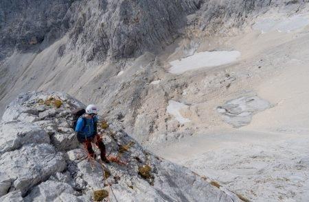 Großer Priel Südgrat, 2515 m 11