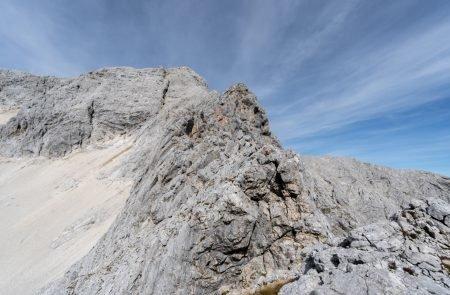 Großer Priel Südgrat, 2515 m 12