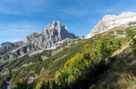 Großer Priel Südgrat, 2515 m 4