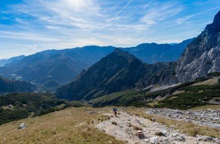 Großer Priel Südgrat, 2515 m 5
