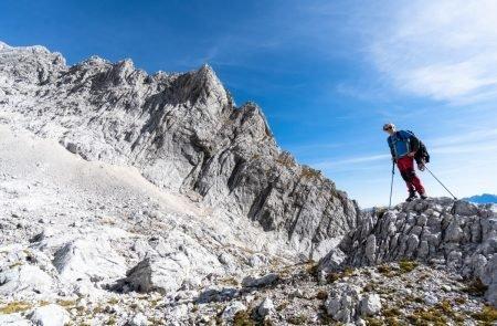 Großer Priel Südgrat, 2515 m 7