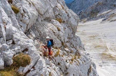 Großer Priel Südgrat, 2515 m