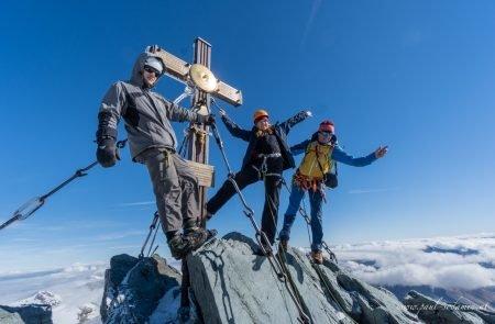 Großglockner 3798 m © Paul Sodamin 7
