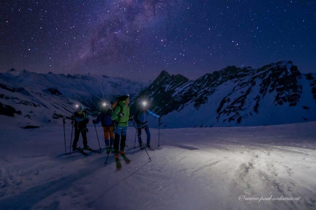 """Skitour """"Tagestour"""" zum höchsten Berg Österreichs – Großglockner 3798m"""