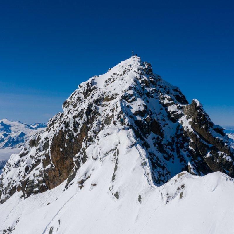 Top of Austria – Großglockner 3798m  Luftaufnahmen