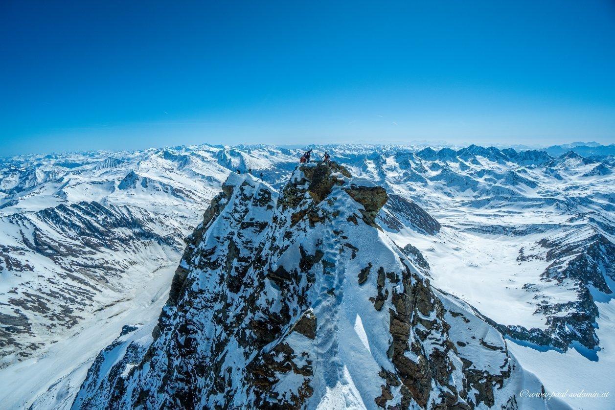 Großglockner (3798 m) – Skitour vom Lucknerhaus