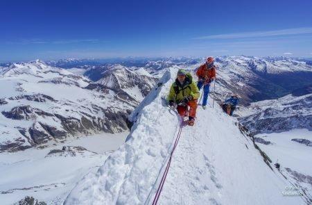 Großglockner mit Bergführer (13 von 31)