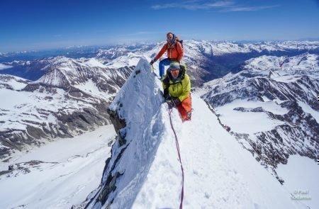 Großglockner mit Bergführer (19 von 31)