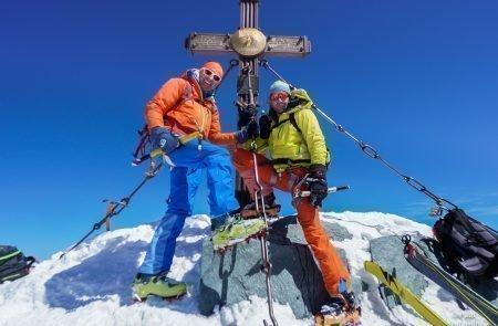 Großglockner mit Bergführer Sodamin