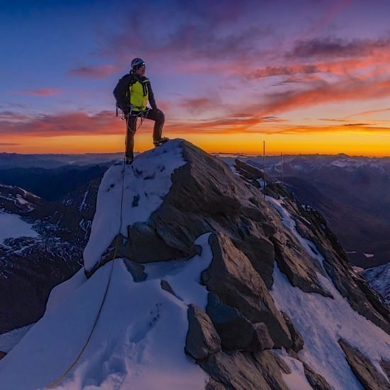 Grossglockner Sonnenaufgang