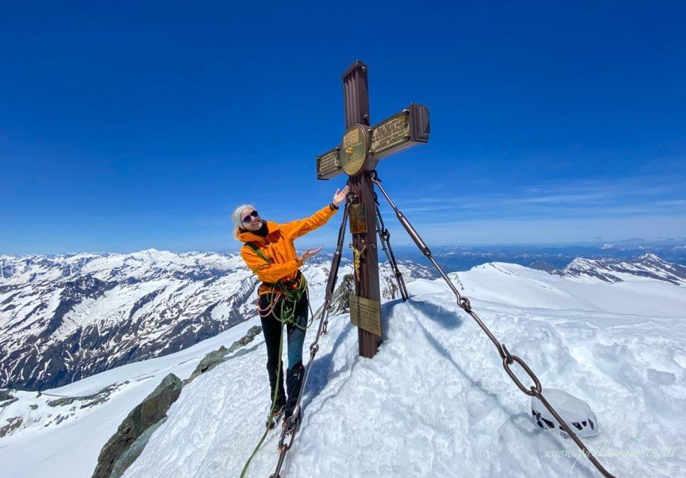 Großglockner über Stüdlgrat mit Bergführer