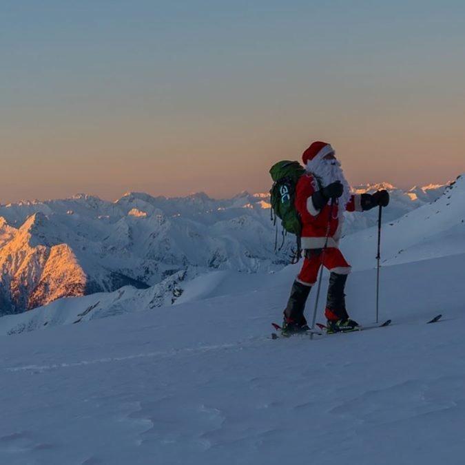 Großglockner Weihnachtsmann