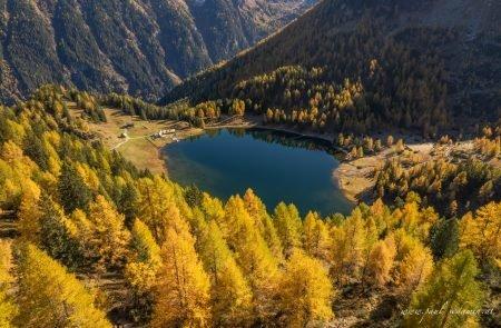 Der Duisitzkarsee im Rohrmooser Obertal - Wilde Wasser