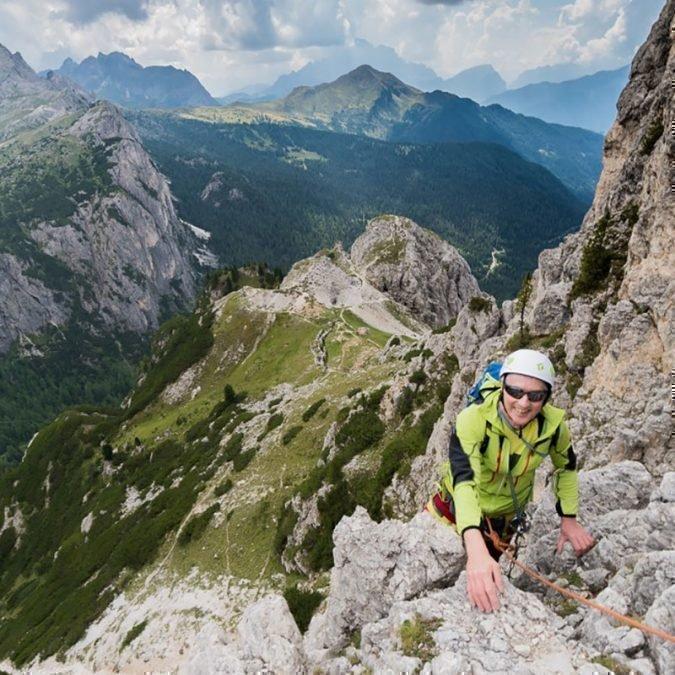 Hexenstein 2477m – Dolomiten