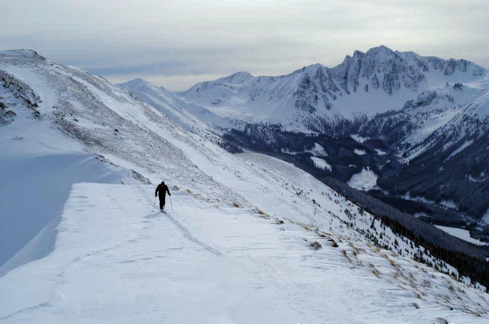 Triebener Tauern Himmeleck 2096 m