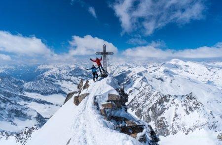 Hochalmspitze 3360 m 13