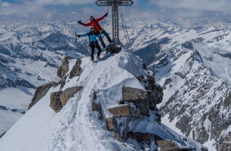 Hochalmspitze 3360 m 14