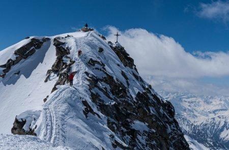 Hochalmspitze 3360 m 15