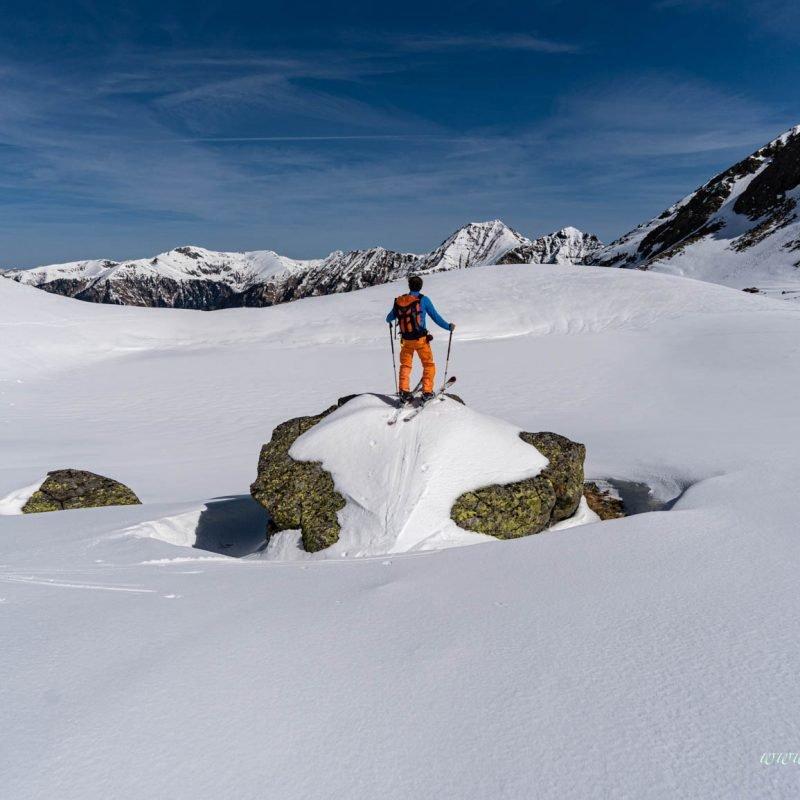 Hochweberspitze -Messerschmid  – Donnersbacher Alpen