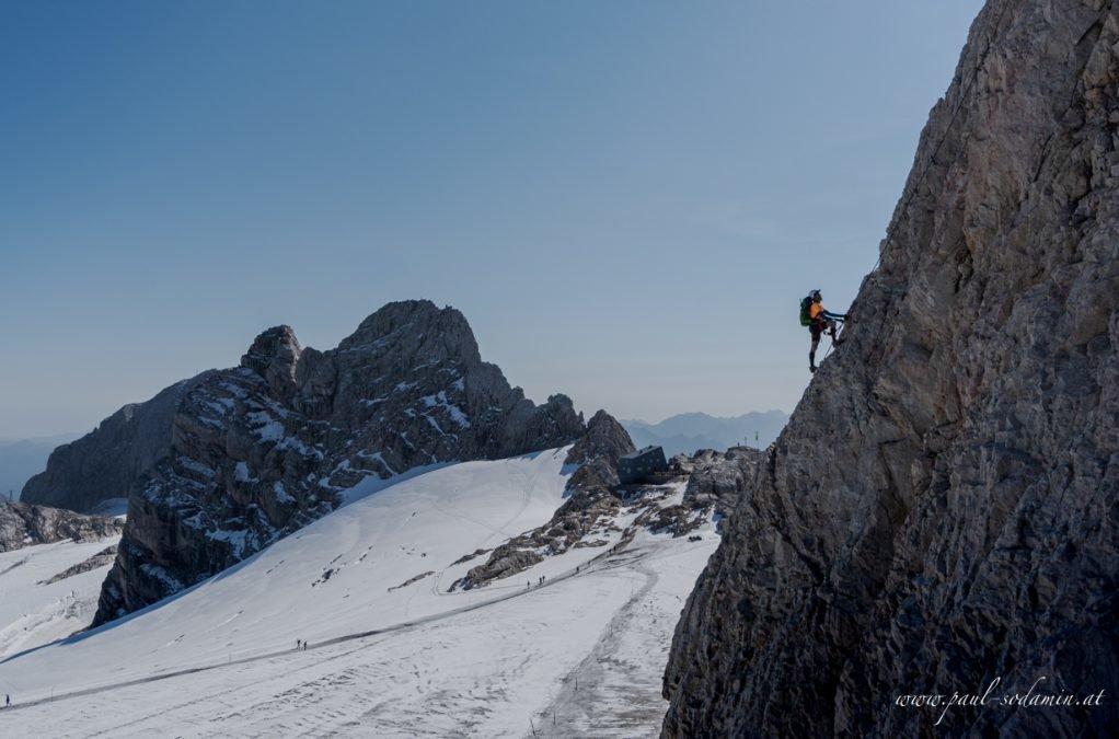 Der Dachstein, 2995 m
