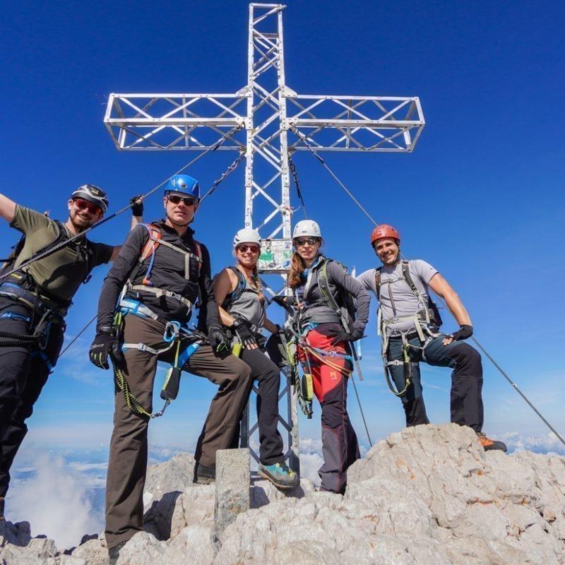 Hoher Dachstein 2995m  – Überschreitung