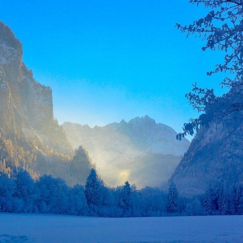 Winter Wonderland in Styria