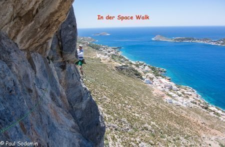 in der Space Walk